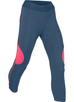 Sport-Capri-Leggings, 3/4-Länge, Level 1, bpc bonprix collection