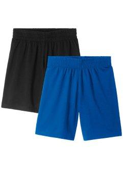 Jungen Sport-Shorts (2er-Pack), bpc bonprix collection
