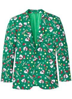 Sakko mit Weihnachtsmotiv Slim Fit, RAINBOW