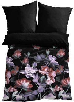 Wendebettwäsche mit Blumen Design, bpc living bonprix collection
