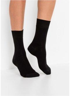 Viskose Socken aus Bambus (3er-Pack), bpc bonprix collection