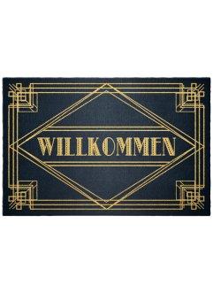 Fußmatte mit Willkommen-Druck, bpc living bonprix collection