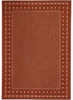 In- und Outdoor Teppich mit umlaufender Bordüre, bpc living bonprix collection