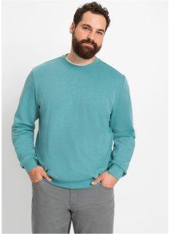 Sweatshirt mit Rundhals-Ausschnitt, bpc bonprix collection