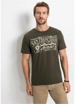 T-Shirt mit Druck, bpc bonprix collection