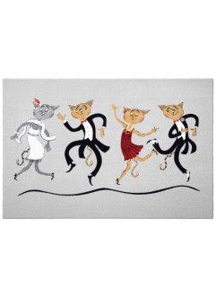 Fußmatte mit Katzenmotiv, bpc living bonprix collection