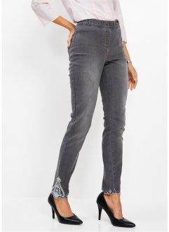 Jeans mit Stickerei, bpc selection
