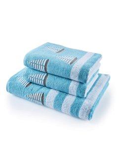 Handtuch mit Bootmotiv, bpc living bonprix collection