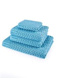 Handtuch mit Hoch-Tief-Struktur, bpc living bonprix collection