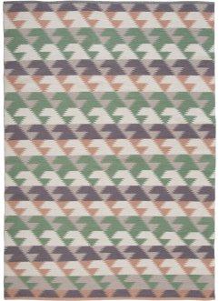 Kelim-Teppich mit geometrischer Musterung, bpc living bonprix collection