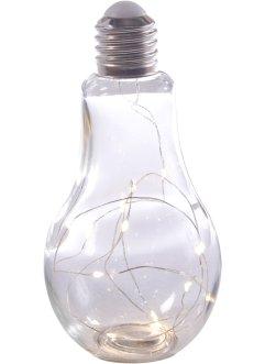 LED-Deko-Objekt Glühlampe, bpc living bonprix collection