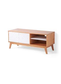 Low-Board mit weißen Türen, bpc living bonprix collection