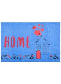 Fußmatte mit Hausmotiv, bpc living bonprix collection
