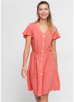 Kleid mit Knöpfen, RAINBOW