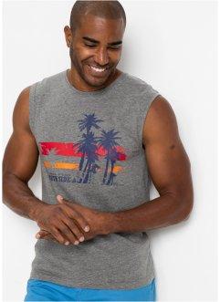 Muskel-Shirt mit Druck, bpc bonprix collection