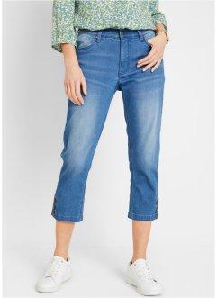 Nachhaltige 3/4-Jeans, Recycled Polyester, bpc bonprix collection