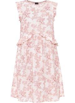 Kleid mit Volants, BODYFLIRT
