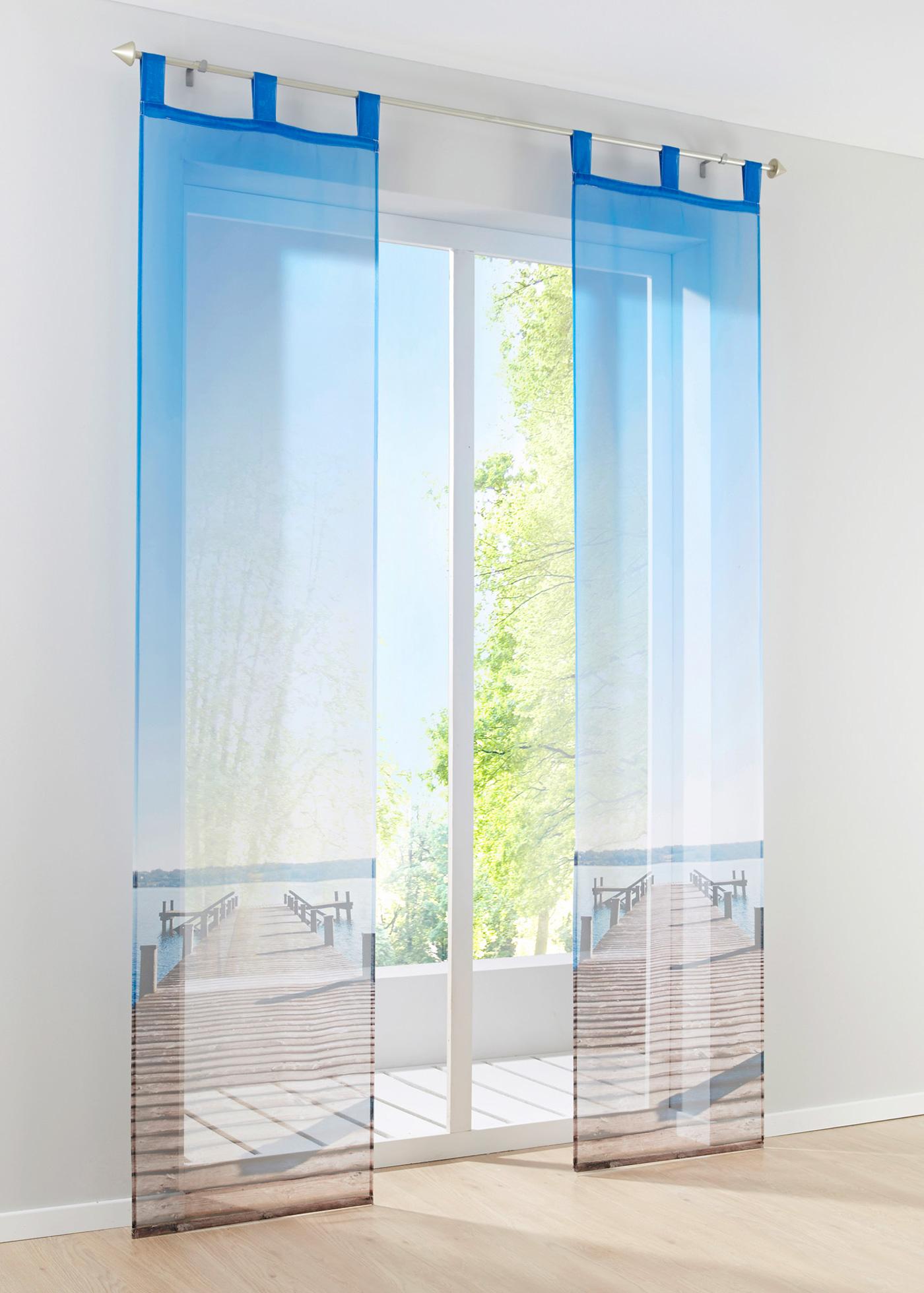 gardinen deko g nstige gardinen mit schlaufen gardinen. Black Bedroom Furniture Sets. Home Design Ideas