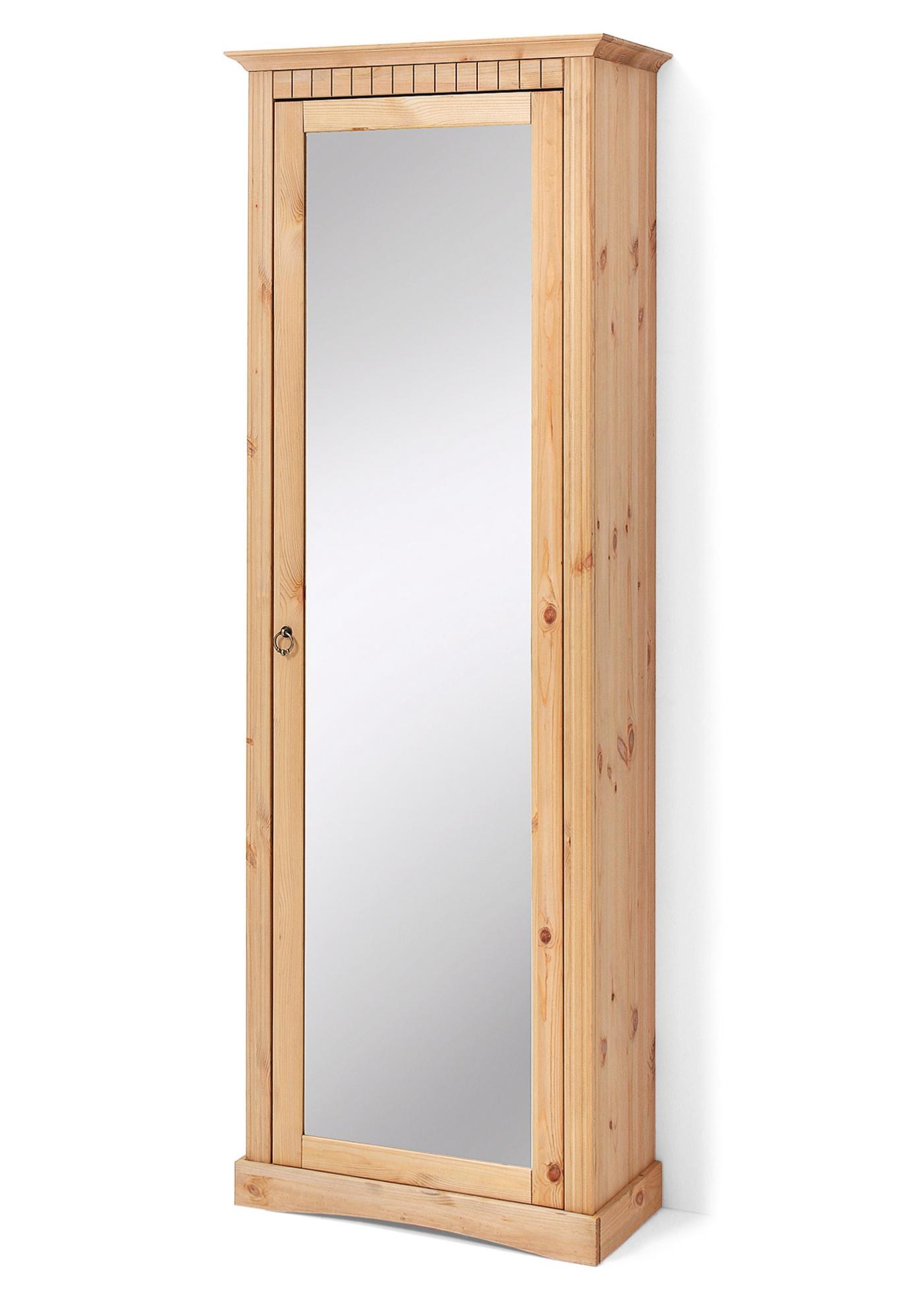 Bpc Living Schuhschrank mit Spiegel Neapel in beige von bonprix
