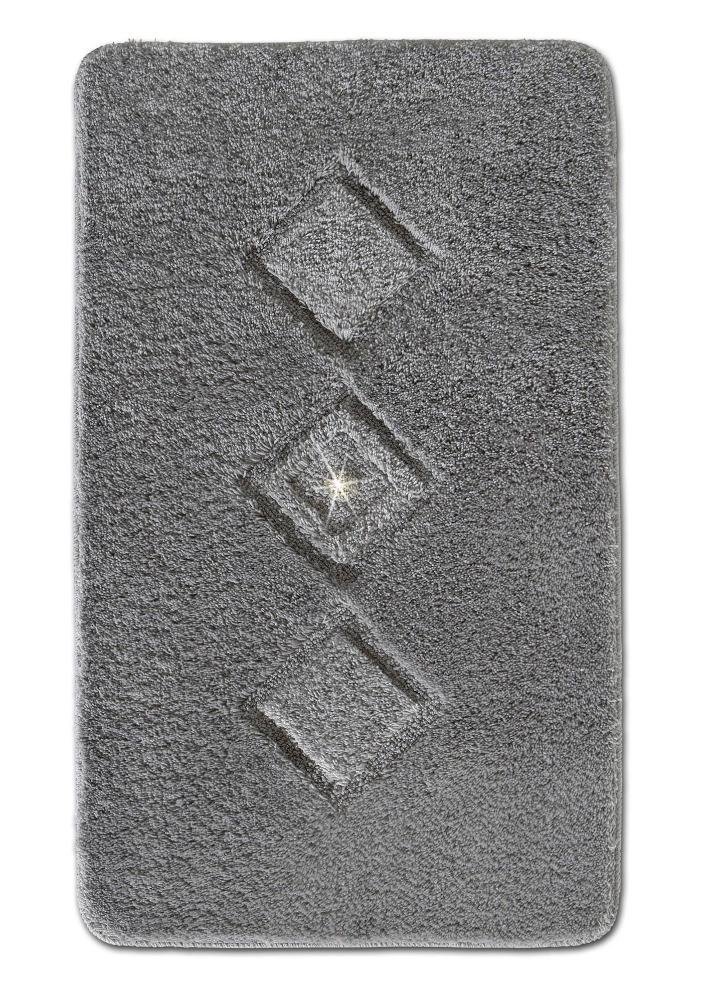 Badgarnitur Melina in grau von bonprix