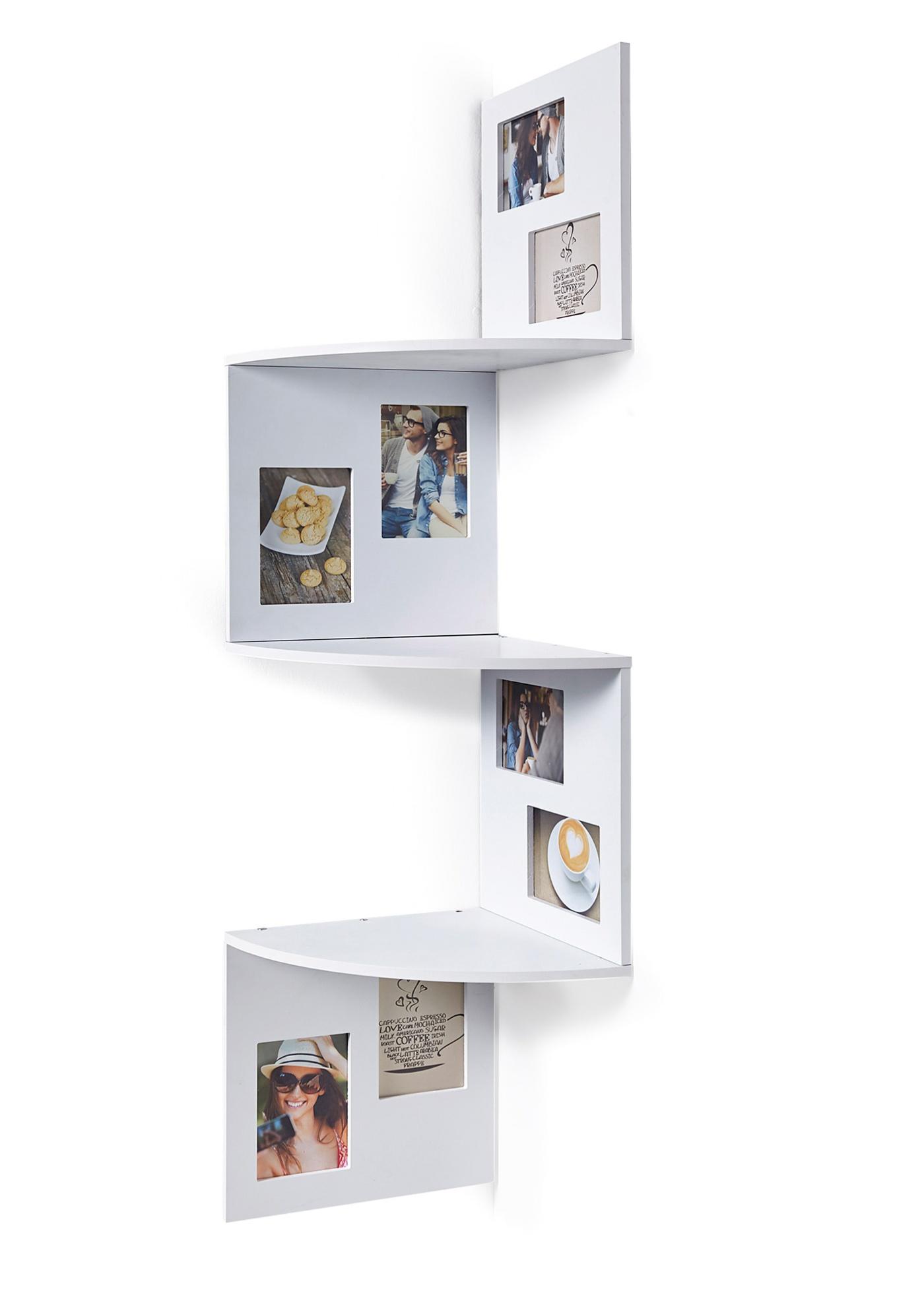 eckregal weiss preisvergleiche erfahrungsberichte und. Black Bedroom Furniture Sets. Home Design Ideas