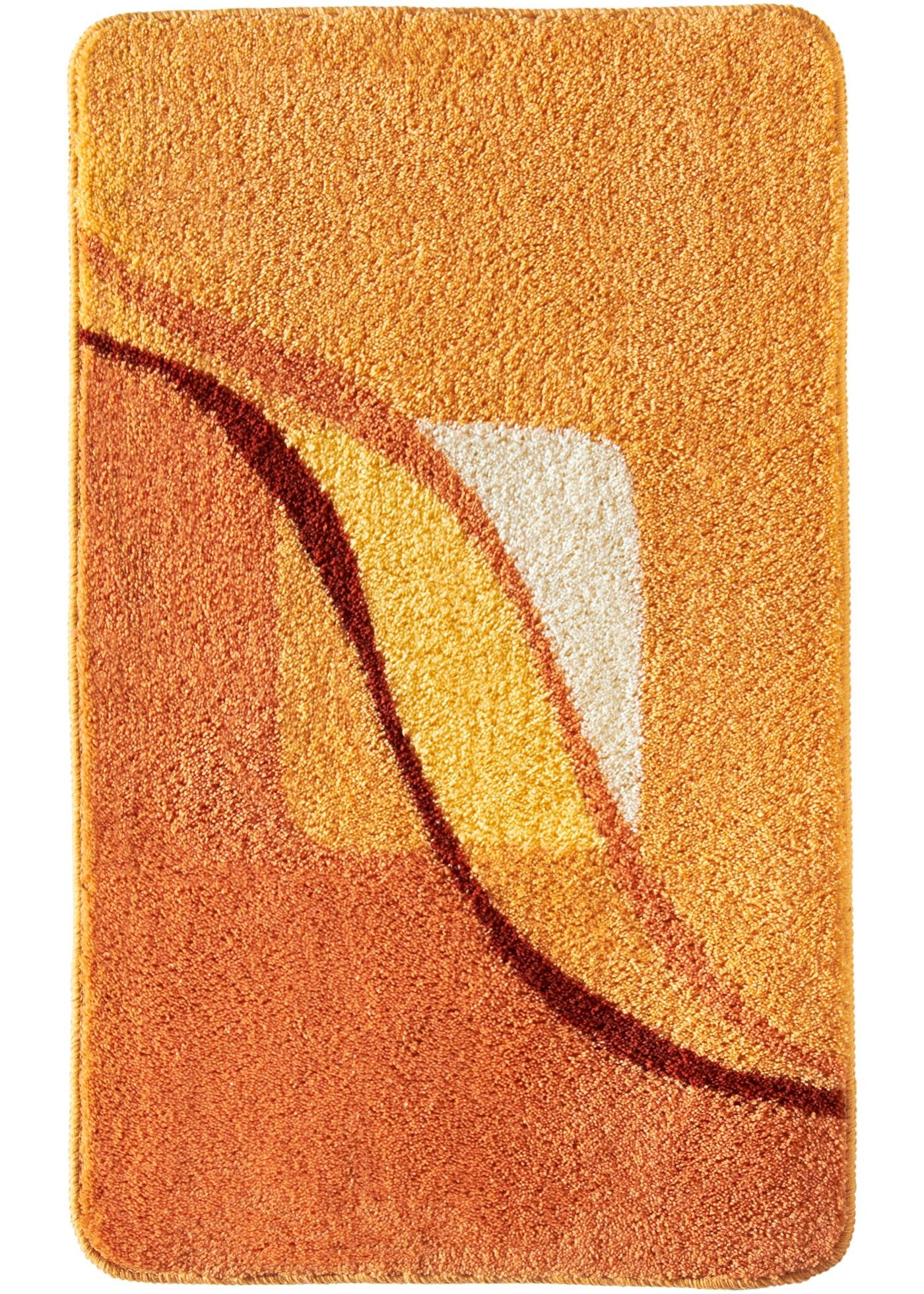 Badgarnitur Jolie in orange von bonprix Wohnen > Heimtextilien > Badematten