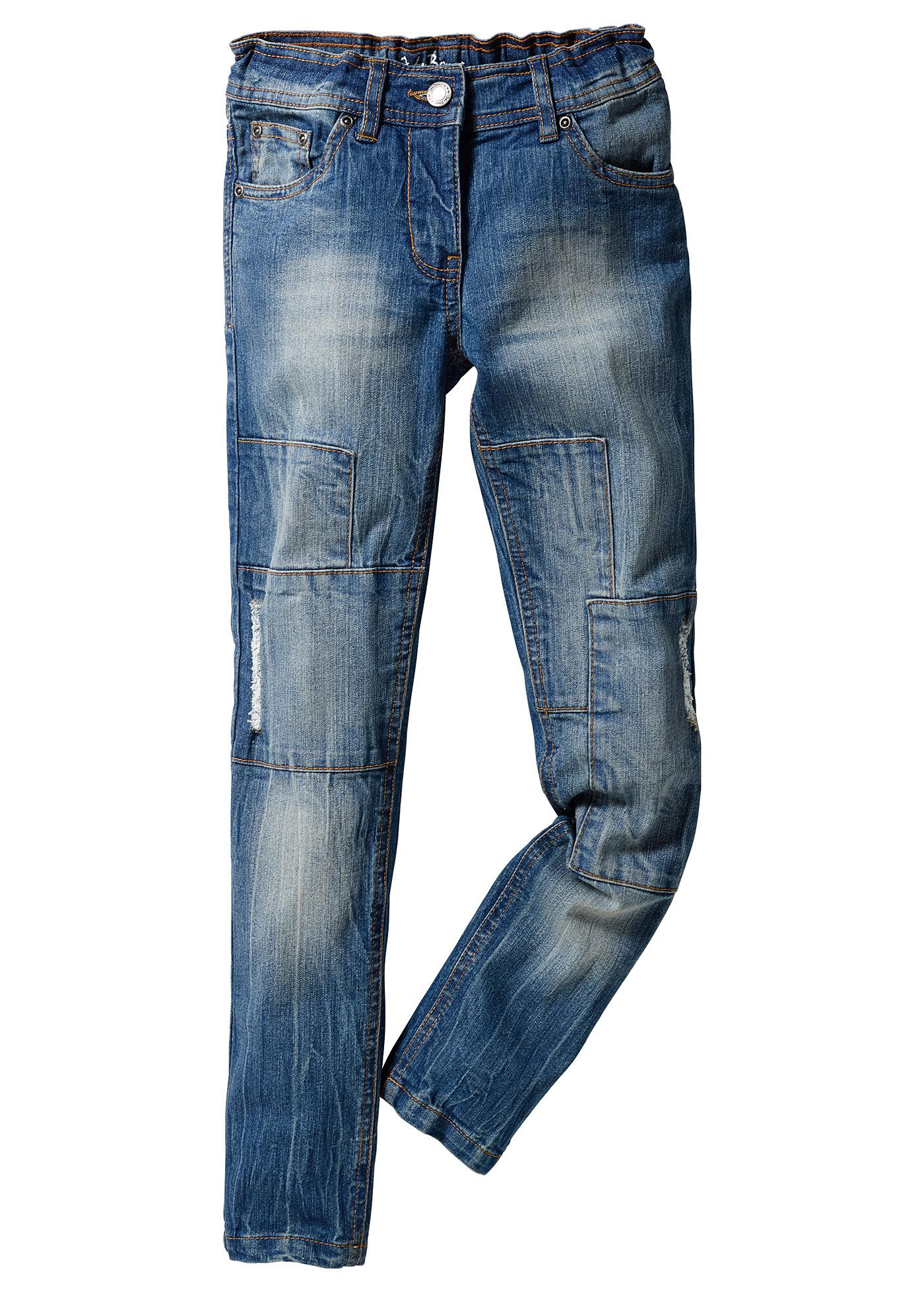 покупка джинсы рваные