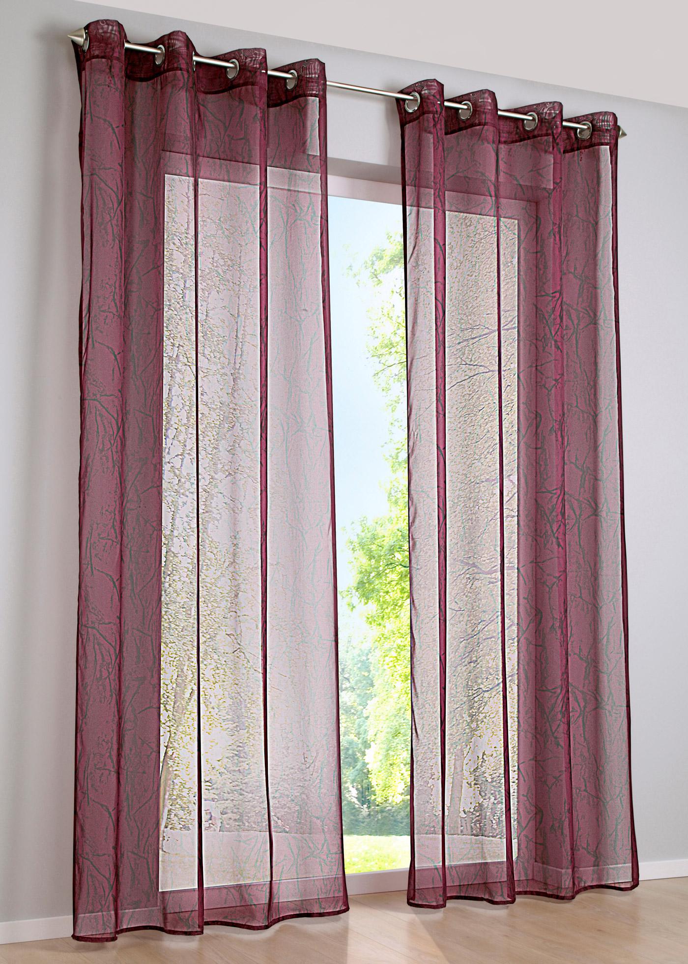 gardinen mit oesen voile preisvergleiche erfahrungsberichte und kauf bei nextag. Black Bedroom Furniture Sets. Home Design Ideas