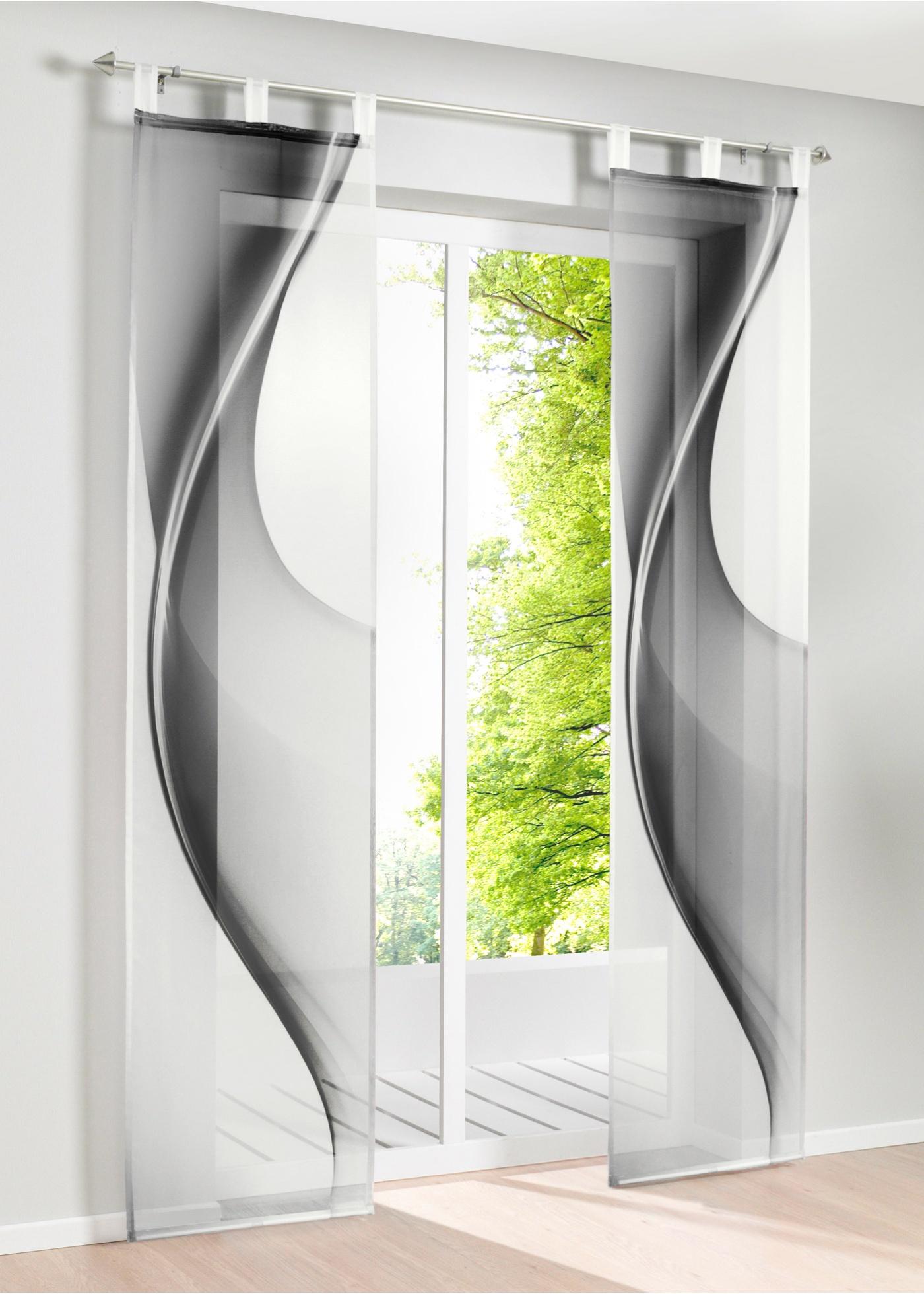 schiebegardinen sonstige preisvergleiche. Black Bedroom Furniture Sets. Home Design Ideas