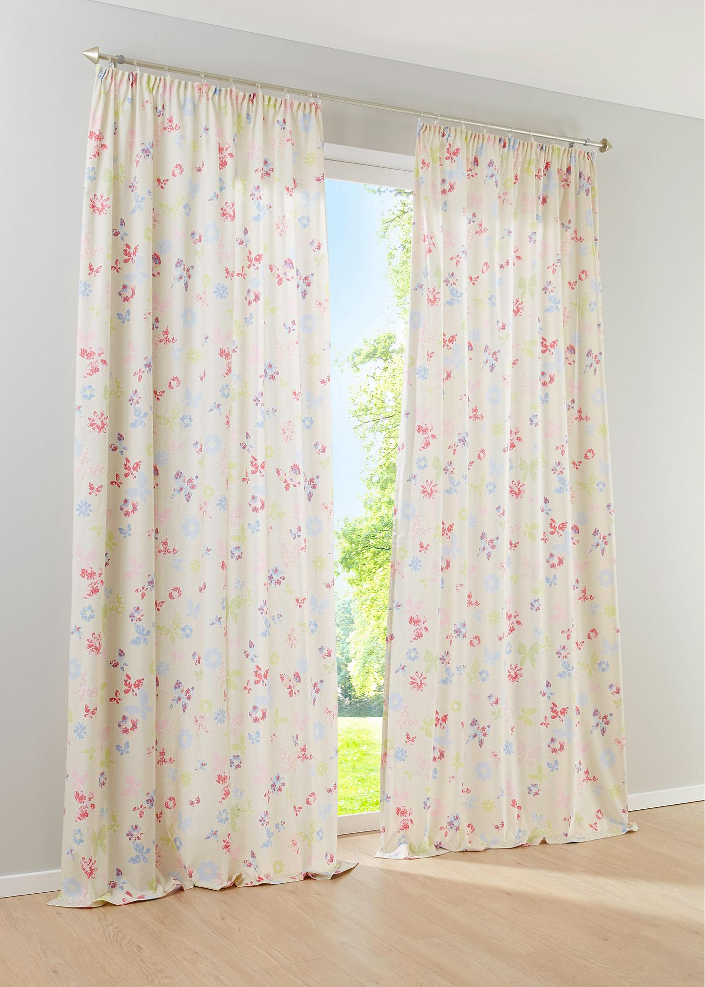gardinen kr uselband pink sonstige preisvergleiche erfahrungsberichte und kauf bei nextag. Black Bedroom Furniture Sets. Home Design Ideas