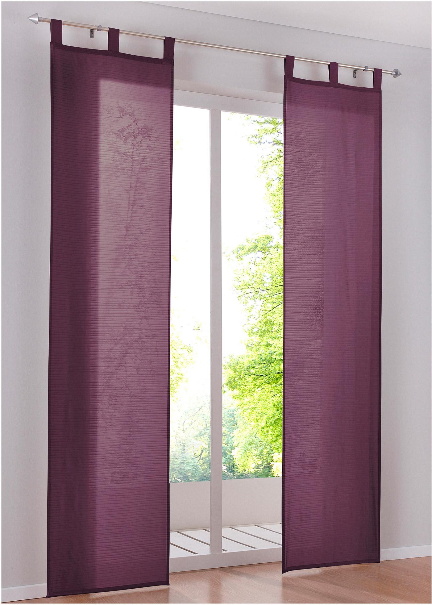 gardinen schiebevorh nge lila sonstige preisvergleiche. Black Bedroom Furniture Sets. Home Design Ideas