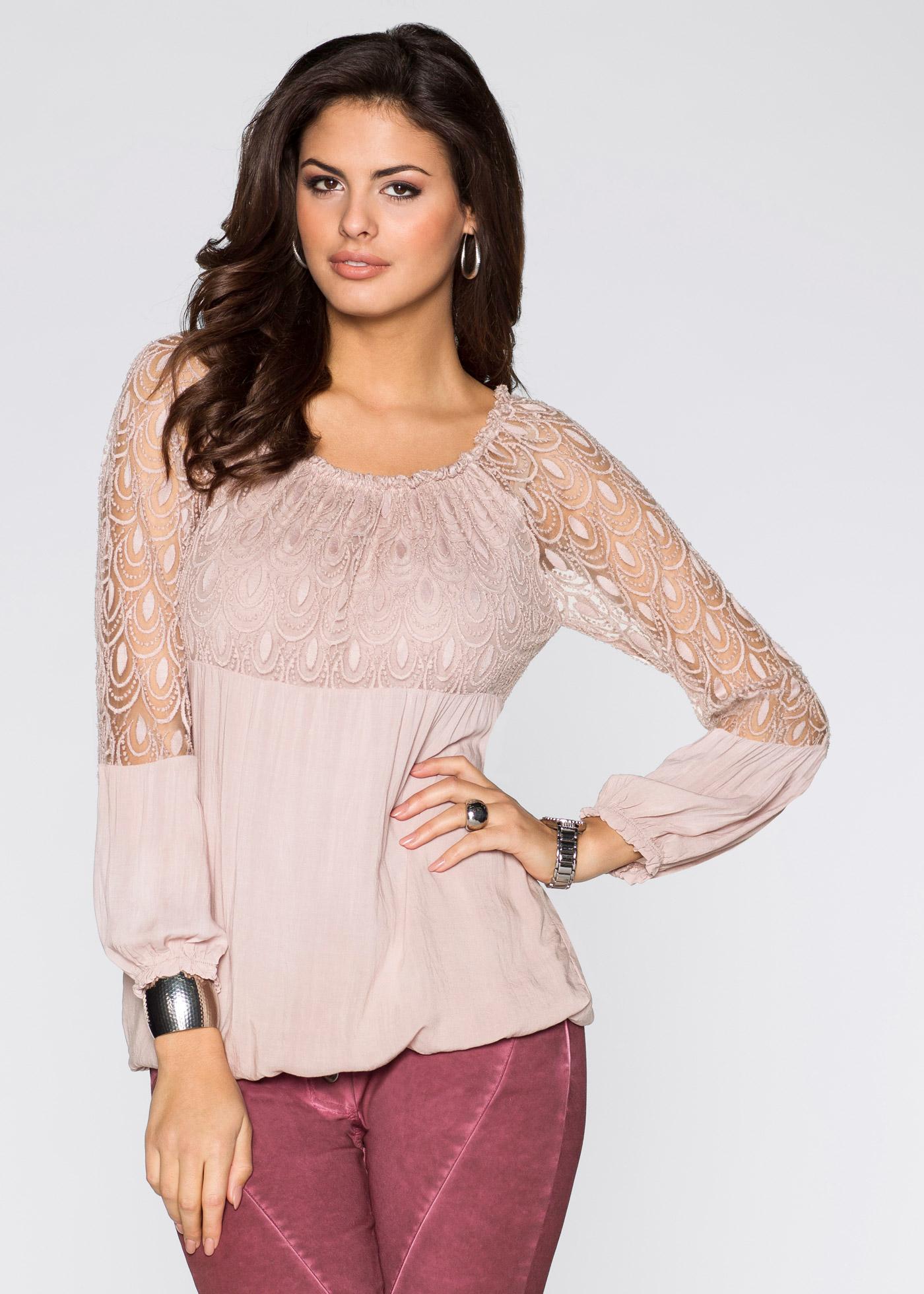 Фасоны красивых блузок с доставкой