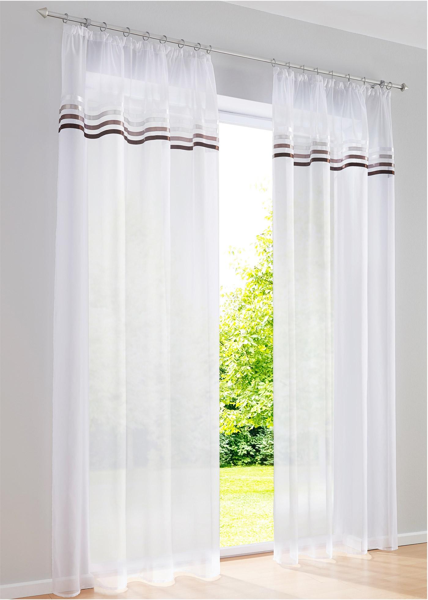gardinen mit kr uselband sonstige bpc living preisvergleiche erfahrungsberichte und kauf. Black Bedroom Furniture Sets. Home Design Ideas