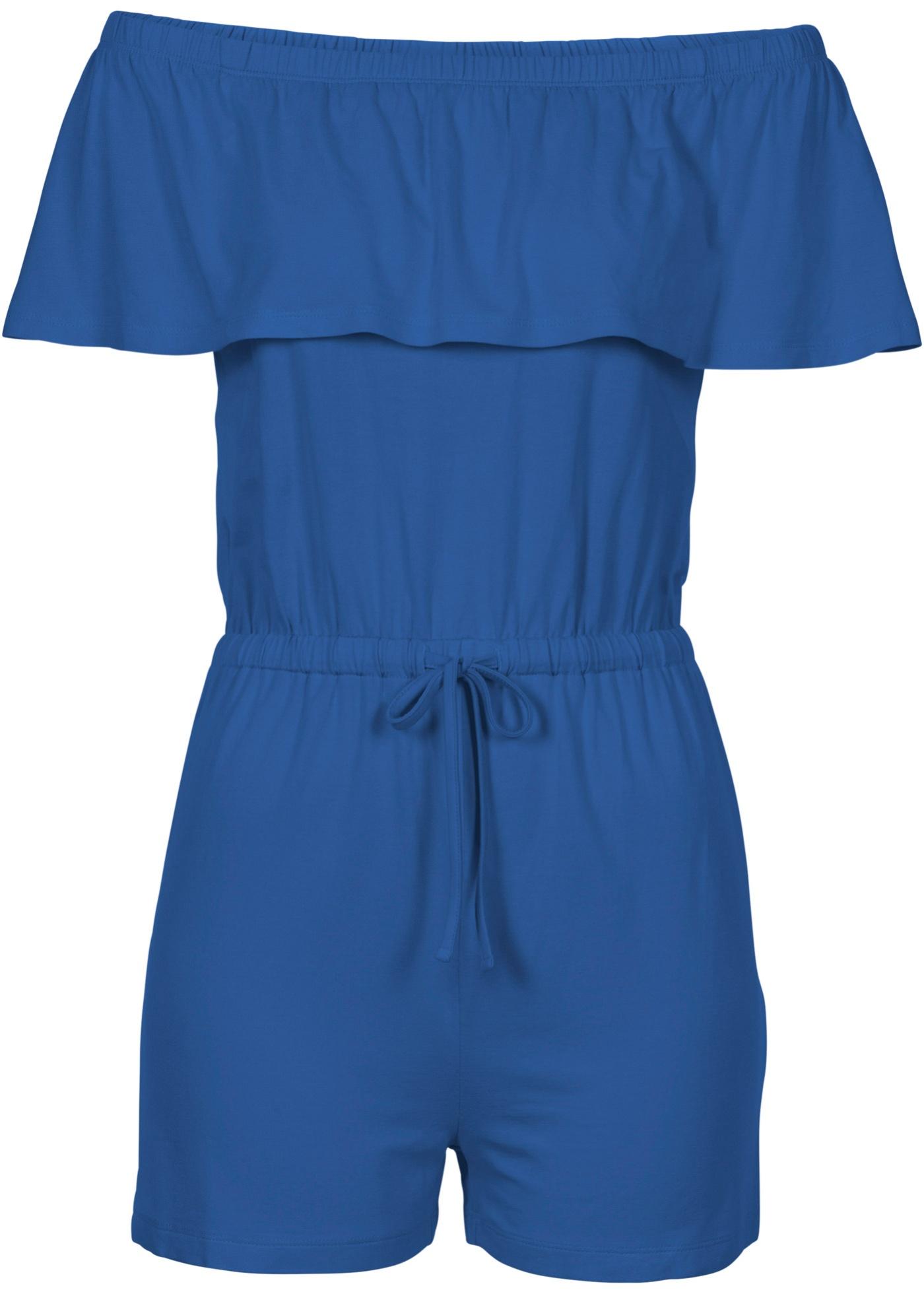 BODYFLIRT boutique Overall in blau von bonprix