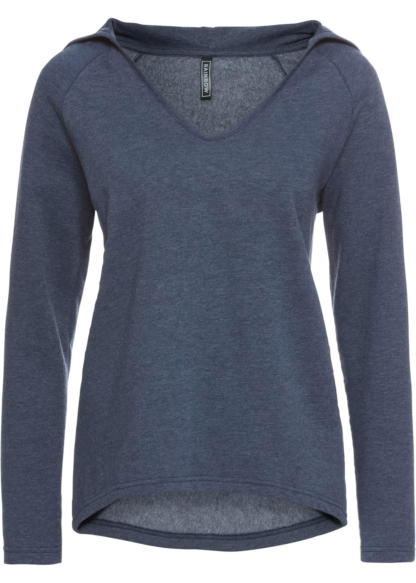 Oversize Kapuzen- Sweatshirt jetztbilligerkaufen