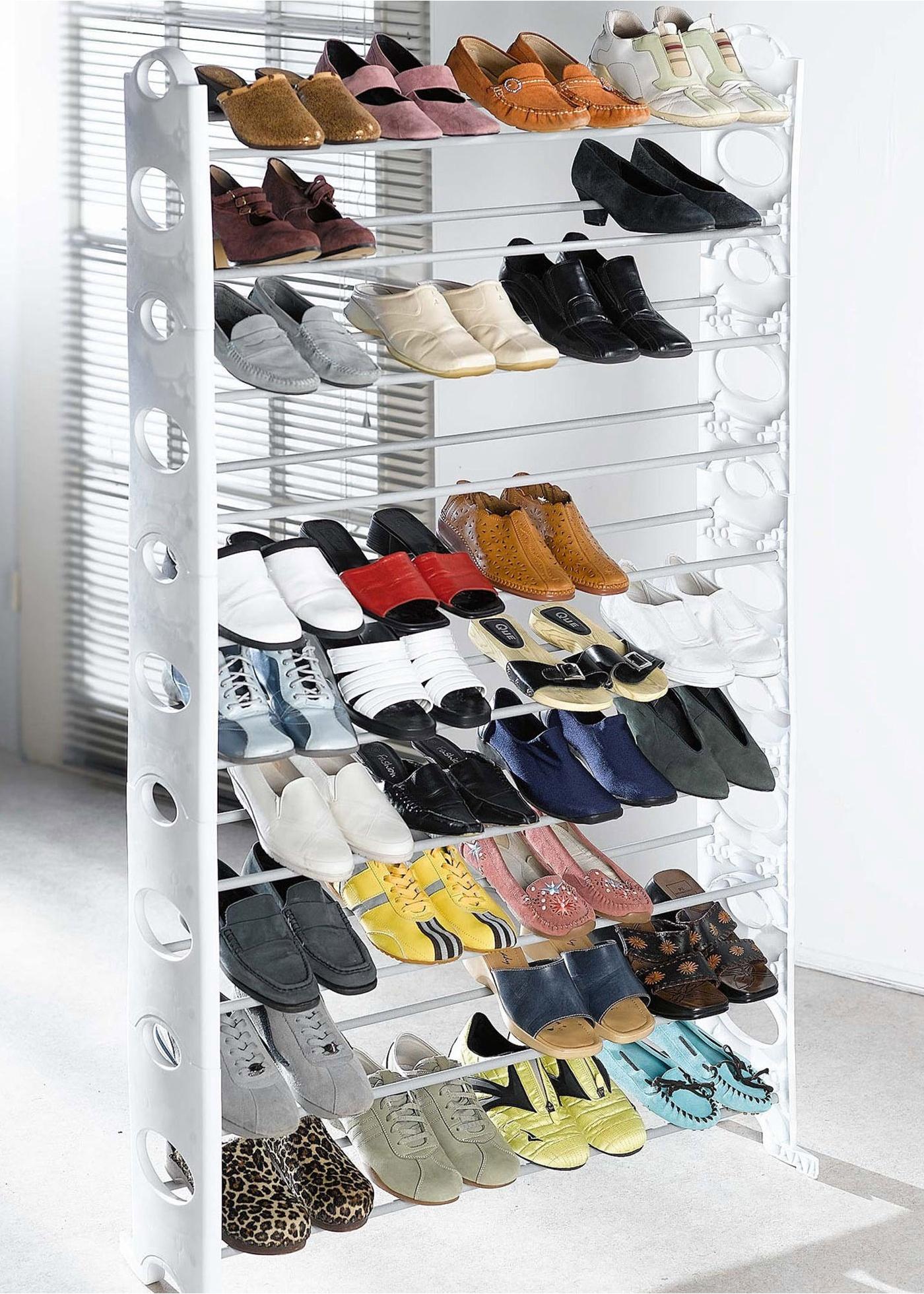 Schuhschrank in weiß von bonprix Wohnen > Möbel & Dekoration > Ordnen & Organisieren