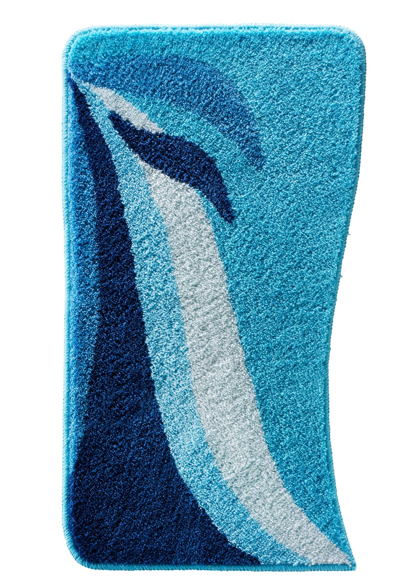 Badgarnitur Norma in blau von bonprix
