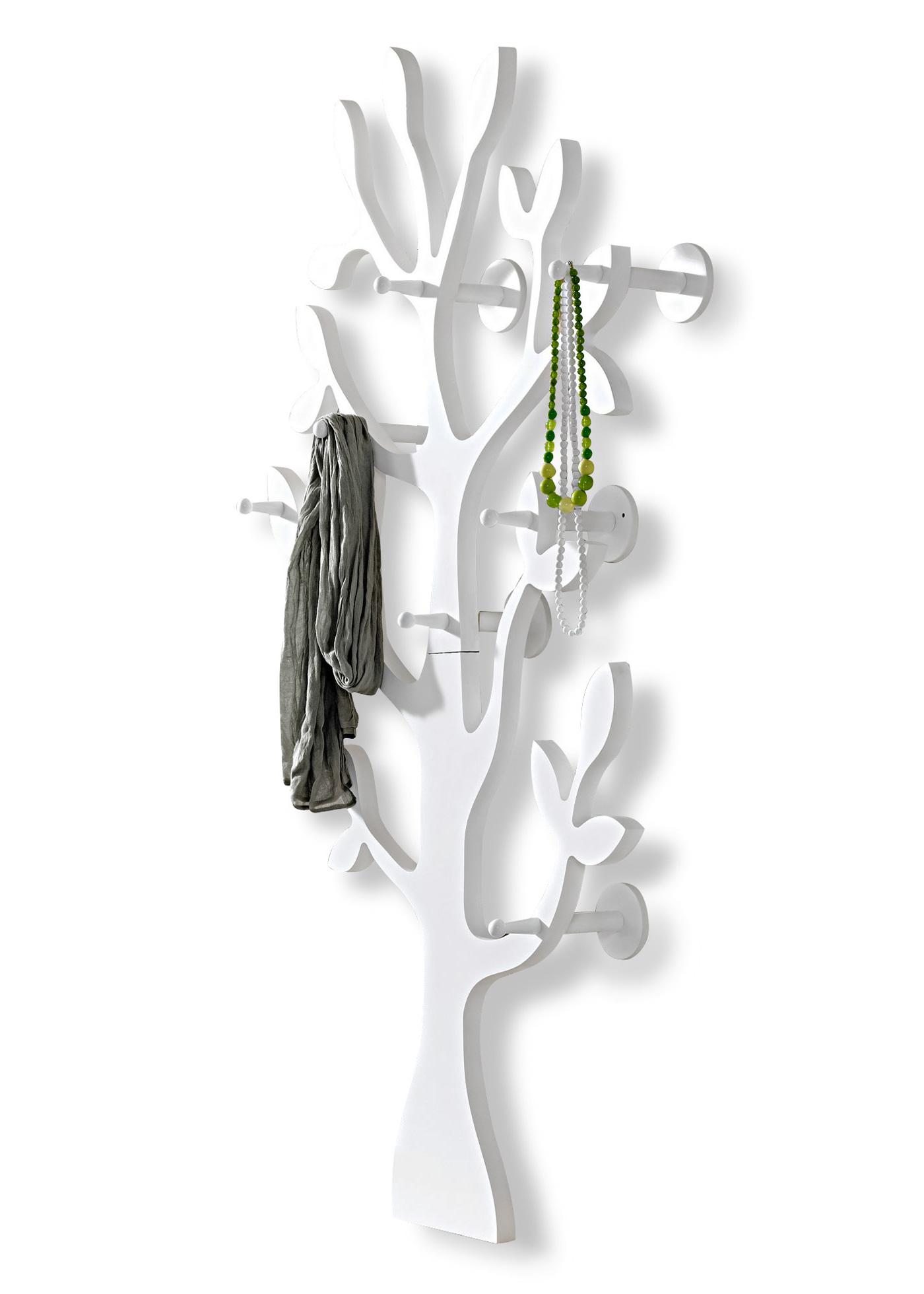 Garderobe Baum in weiß von bonprix Wohnen > Möbel & Dekoration > Garderoben