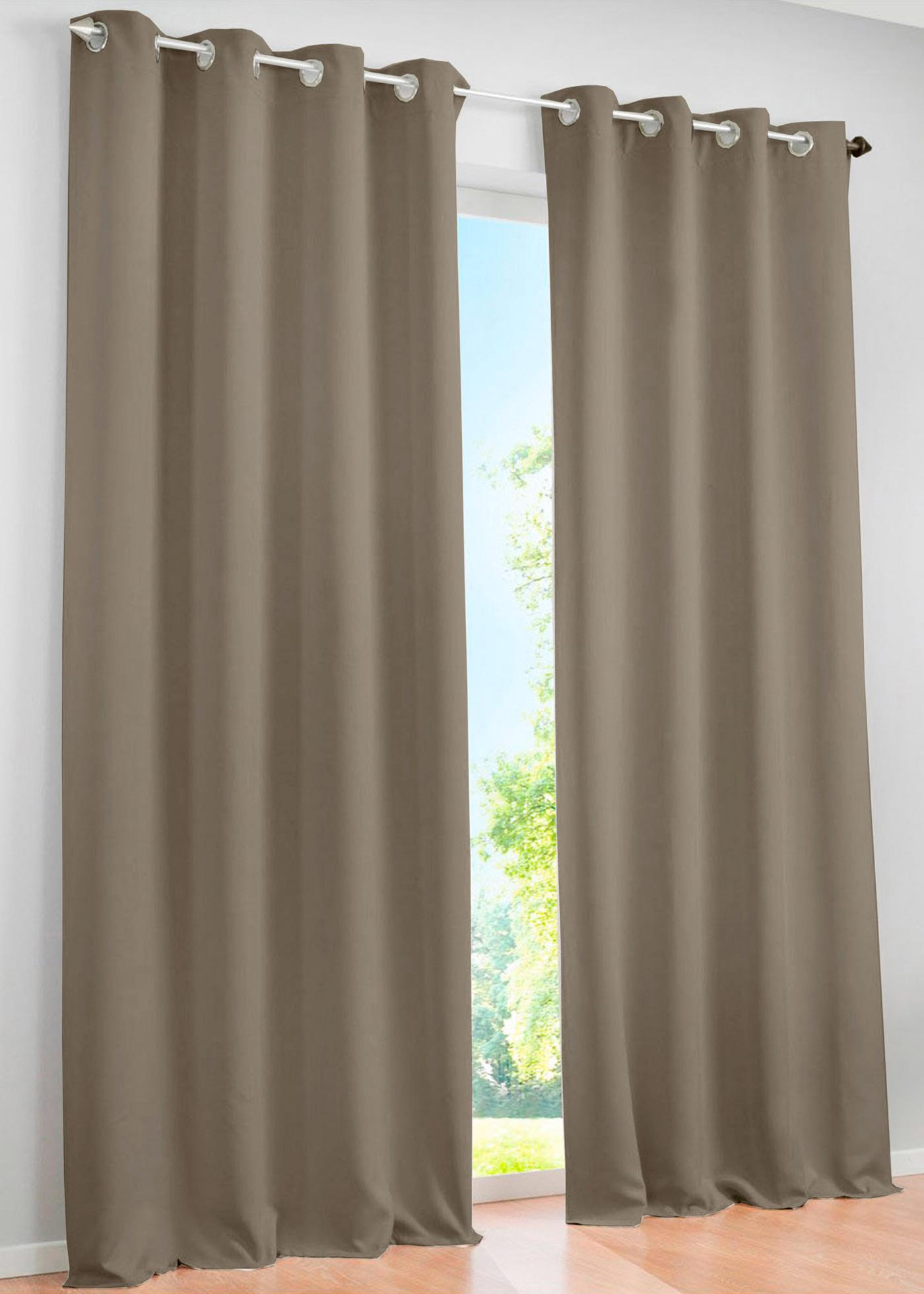 gardinen mit oesen verdunkelung preisvergleiche erfahrungsberichte und kauf bei nextag. Black Bedroom Furniture Sets. Home Design Ideas