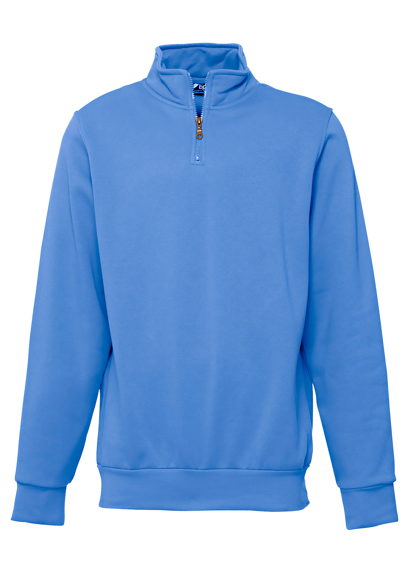 bpc bonprix collection Herren Sweatshirt in blau - bpc collection Herrenmode Herren Modetrends Große Größen Herren