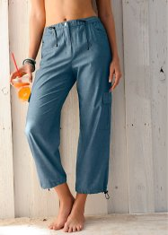 7/8-Chambray Hose (bpc bonprix collection)