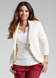 Strickjacke Kurz (bpc bonprix collection)