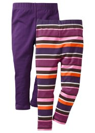 Leggings (2er-Pack) (bpc bonprix collection)
