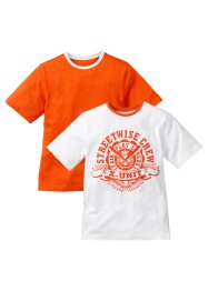 T-Shirt (2er-Pack) (bpc bonprix collection)
