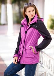 3 in 1 Funktions-Outdoorlangjacke (bpc bonprix collection)