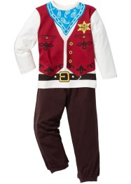 Pyjamas (2 delar), bpc bonprix collection, pyjamas, cowboy