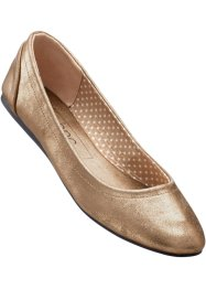 Ballerina, bpc bonprix collection, kupfer metallic