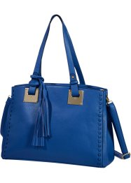 Handtasche, bpc bonprix collection, dunkelblau