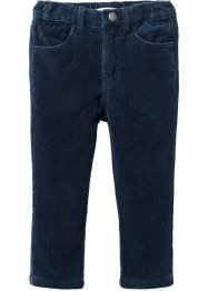 Cordhose Skinny, bpc bonprix collection, dunkelblau