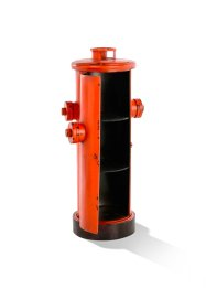 "Schrank ""Hydrant"", Home Collection, rot"
